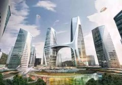 京东都市科技金融创新中心  项目总投