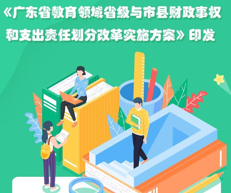 关于印发广东省教育领域省级与市县财政事权和支出责任