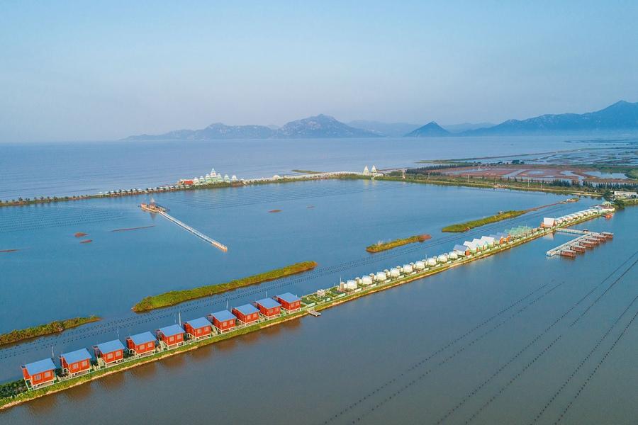 江门市台山市汶村镇海上神灶温泉旅游度假区(二期)项目总投资 80000.0万