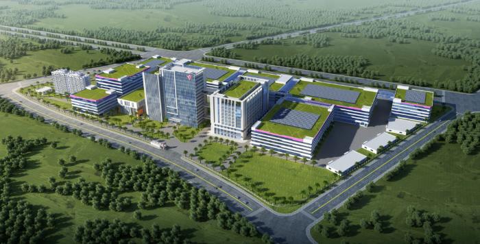 肇庆市维珍妮国际高新技术产业园项目