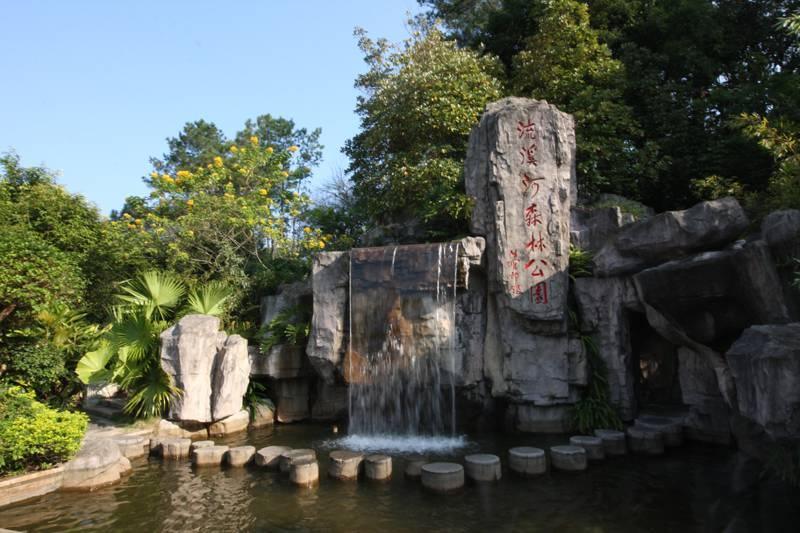粤港澳大湾区广东省国家级森林公园森
